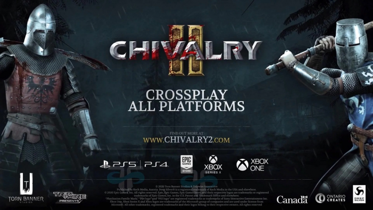 Chivalry 2 получит кроссплатформенный мультиплеер и выйдет на Xbox Series X