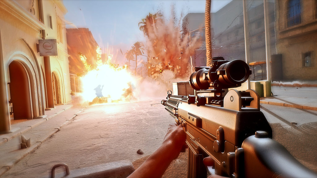 Дату релиза Insurgency: Sandstorm для Xbox One перенесли
