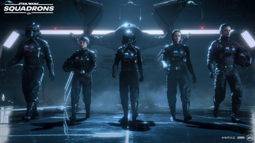 Star Wars: Squadrons – подробности и первый трейлер