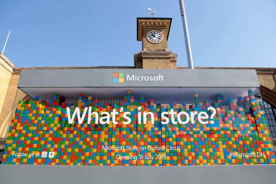 Microsoft закрывает свои оффлайн магазины по всему миру