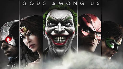 Injustice: Gods Among Us можно забрать бесплатно для Xbox One