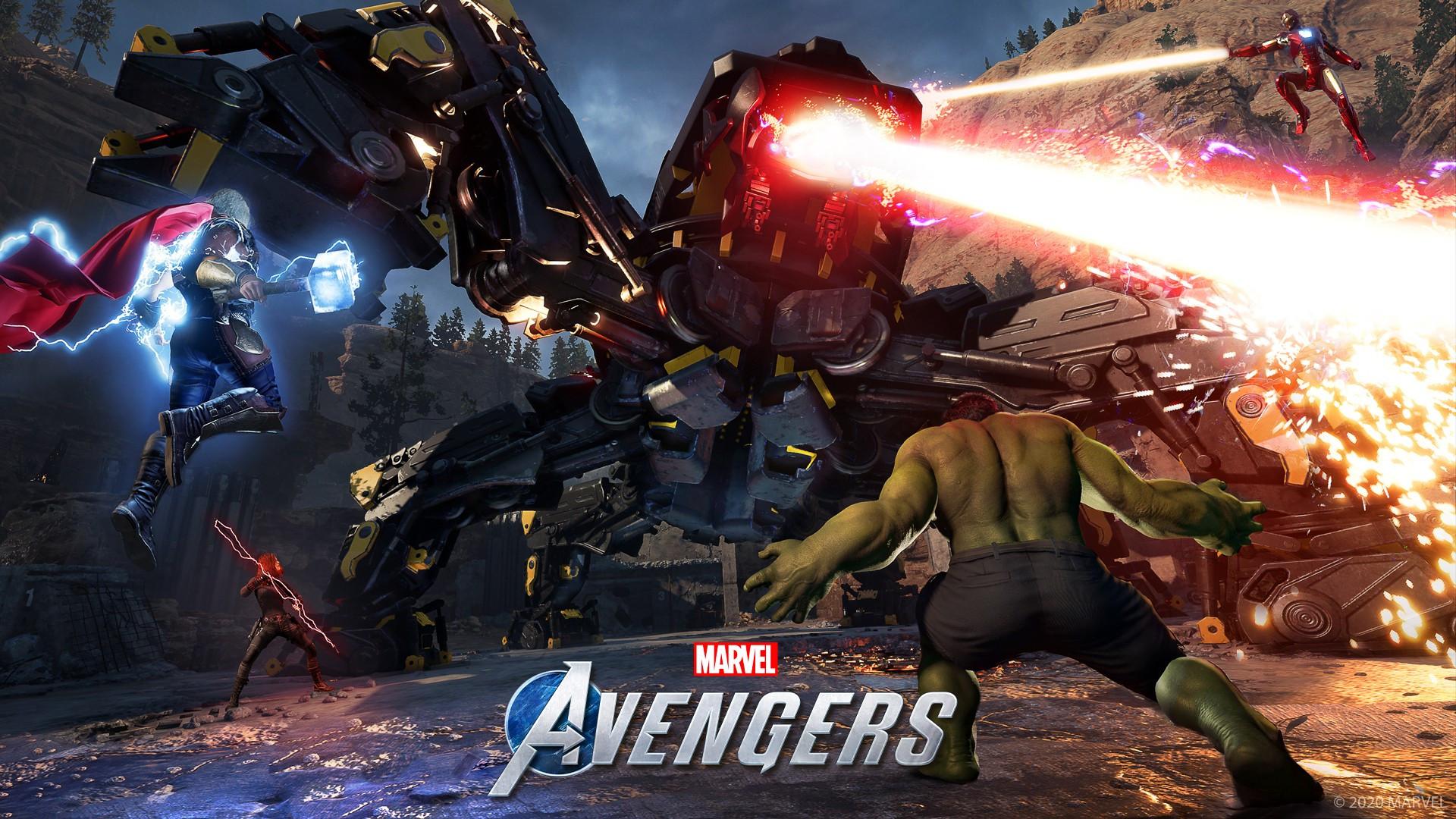 Marvel's Avengers выйдет на Xbox Series X и получит поддержку Smart Delivery