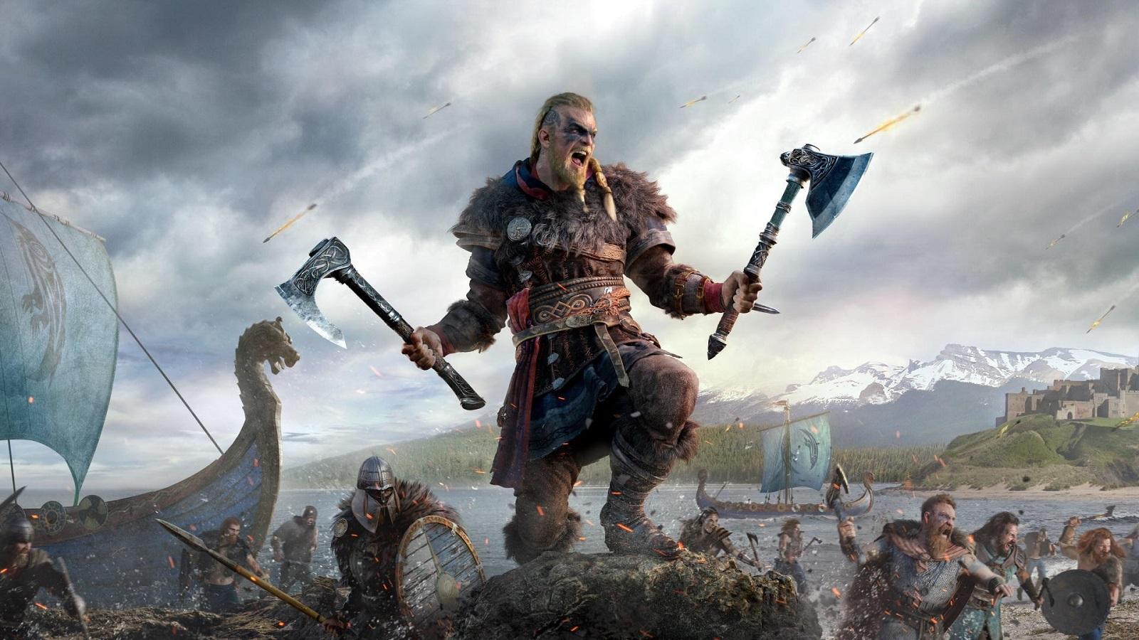 Стала известна дата выхода Assassin's Creed Valhalla