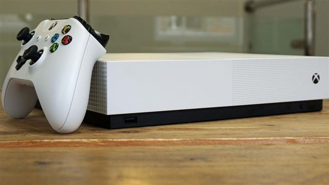 Xbox Series S будет похож на Xbox One S без привода для дисков
