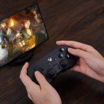 Microsoft и 8BitDo представили геймпад для XCloud