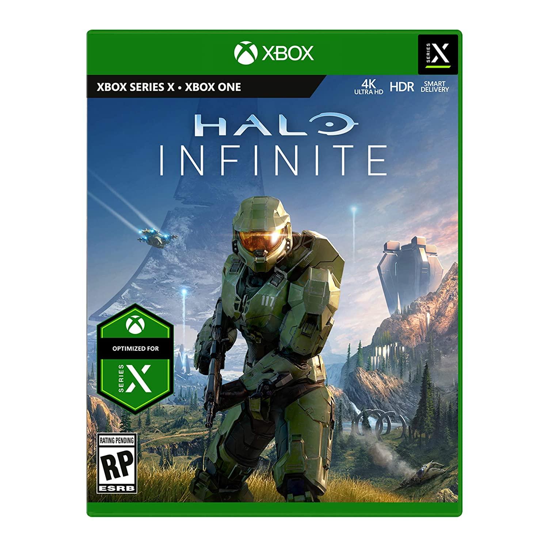 Официальное изображение коробки с диском Halo Infinite появилось в сети