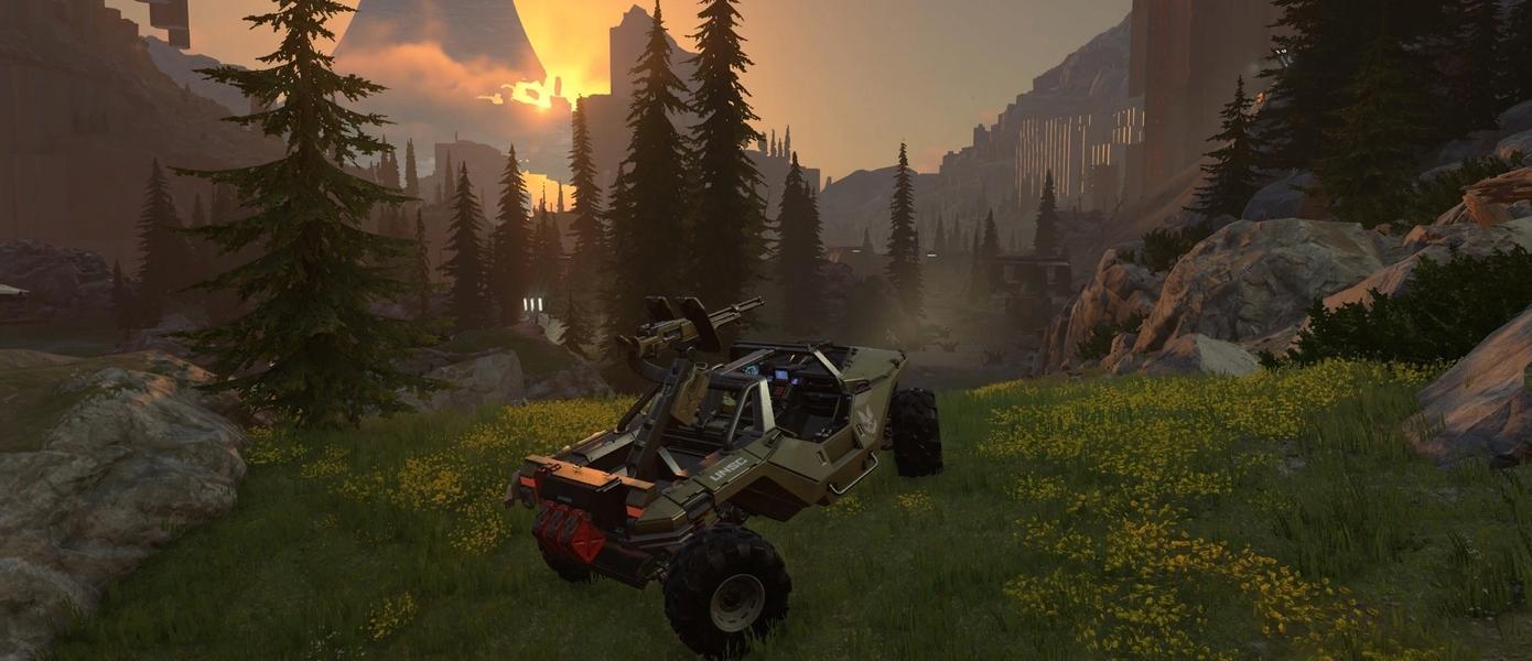 Как может выглядеть Halo Infinite: в сети появилось видео с улучшенной графикой