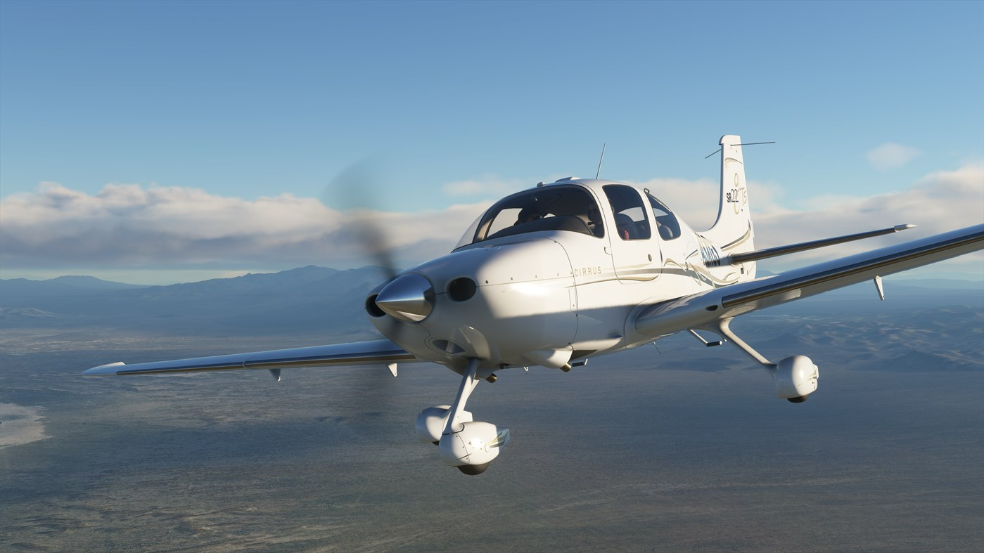 Microsoft Flight Simulator: релиз в Steam и версия для Xbox