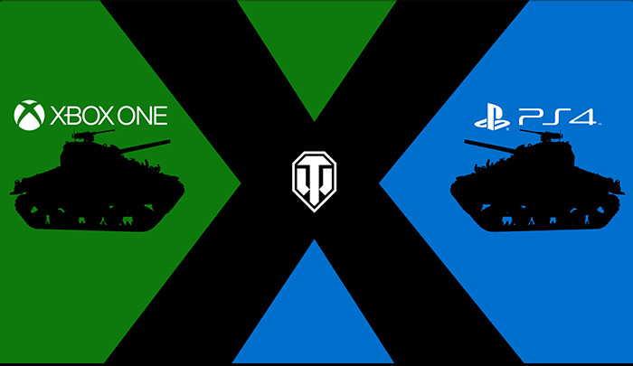 Объявлено, когда кроссплей между Xbox One и Playstation 4 появится в World of Tanks