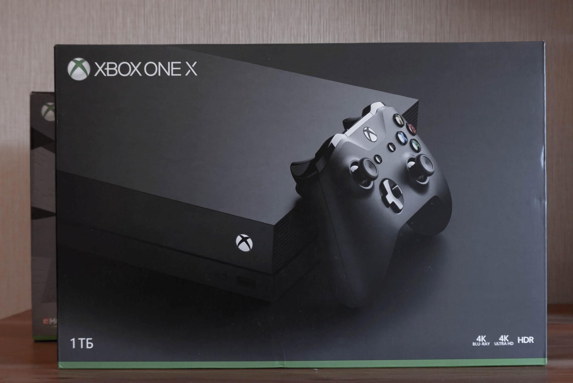 Xbox One X и Xbox One S All-Digital снимают с производства