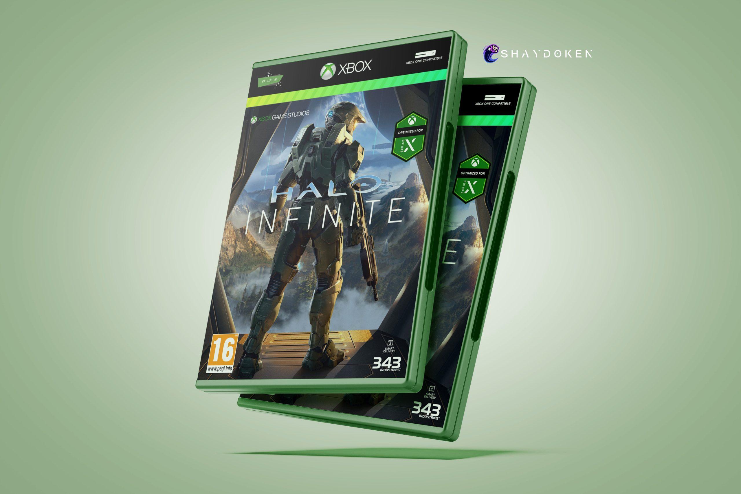 Как должны выглядеть обложки дисков Xbox Series X: в сети появились концепты