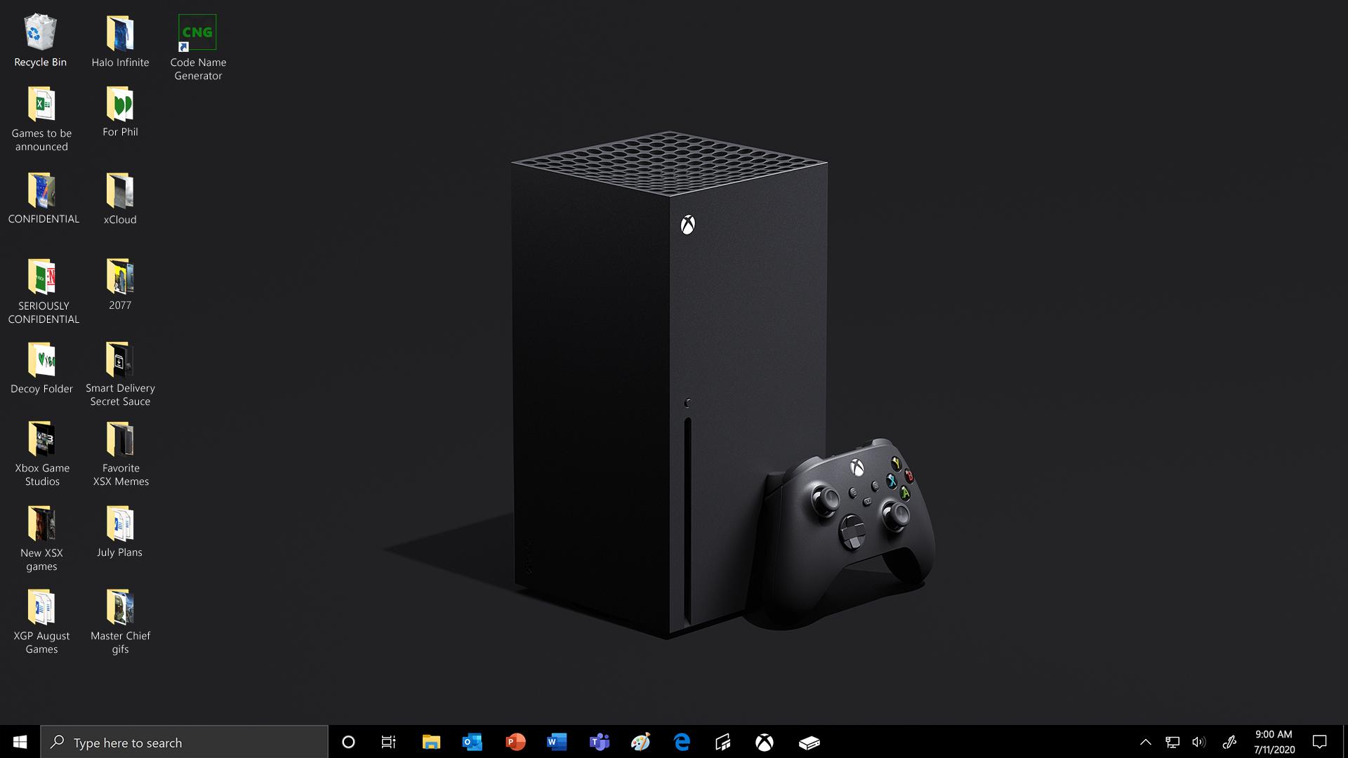 Microsoft намекает на то, что покажет в рамках июльской конференции Xbox