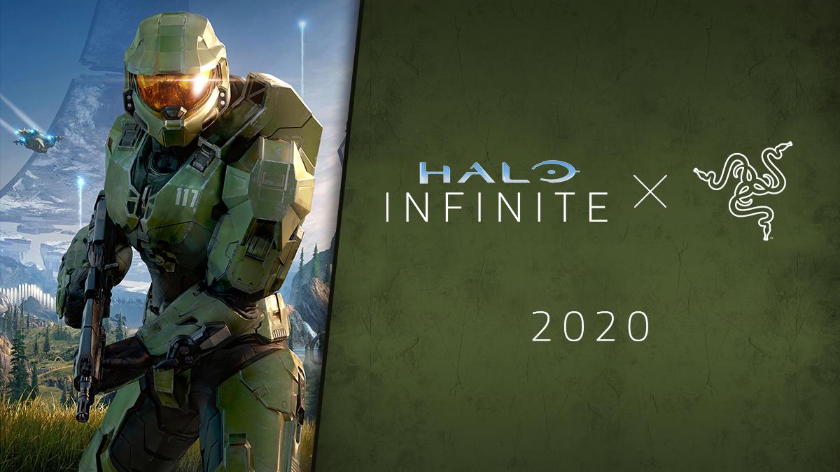 Razer анонсировала периферийные устройства Halo Infinite
