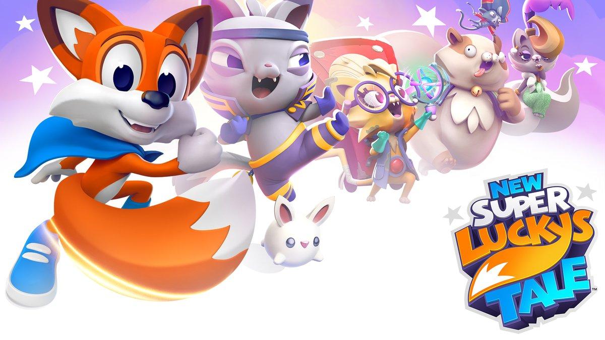 Обновленная версия Super Lucky's Tale выходит на Xbox One 21 августа