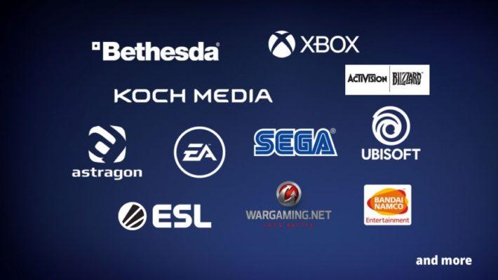 Xbox будет участвовать в Gamescom 2020