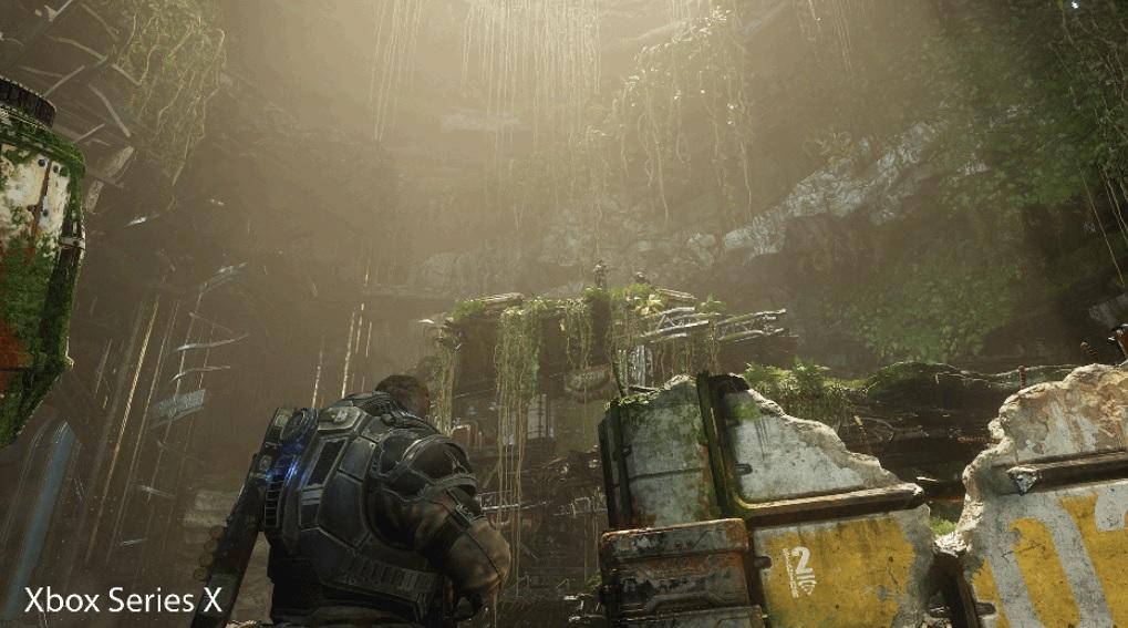 Разработчики Gears 5 стремятся к 120 FPS в мультиплеере