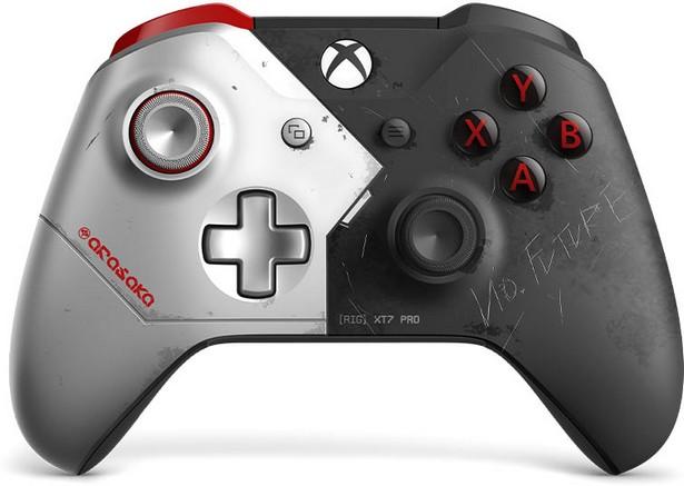 Покупатели геймпада Xbox One  в стиле Cyberpunk 2077 оказались недовольны царапинами