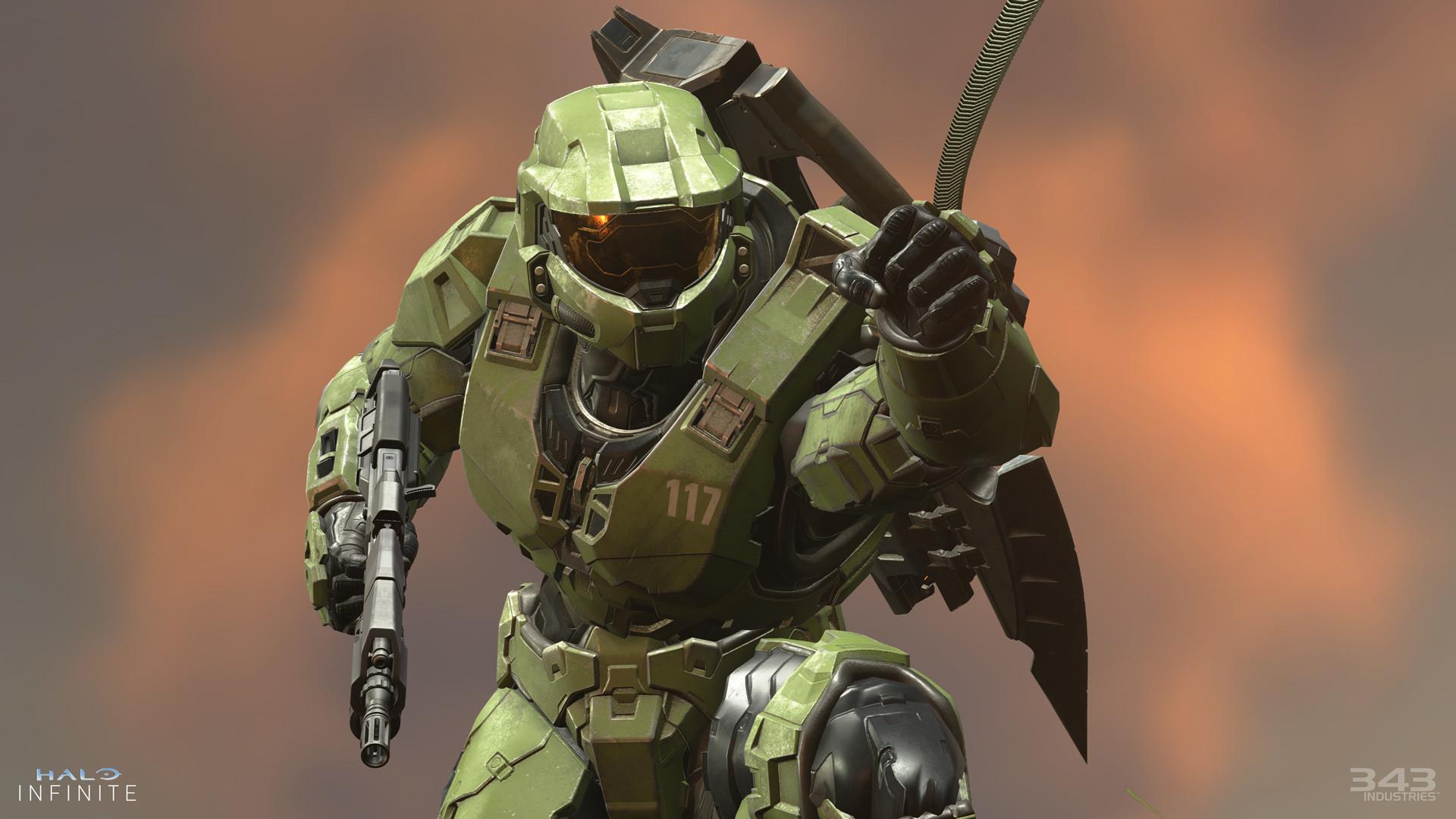 Кооператив в Halo Infinite: локальный - для 2 игроков, в онлайне – для 4 игроков