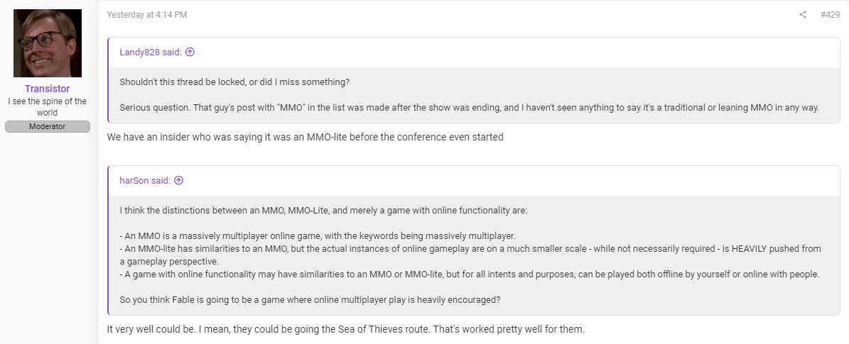 Слух: Новая Fable может оказаться MMO-проектом