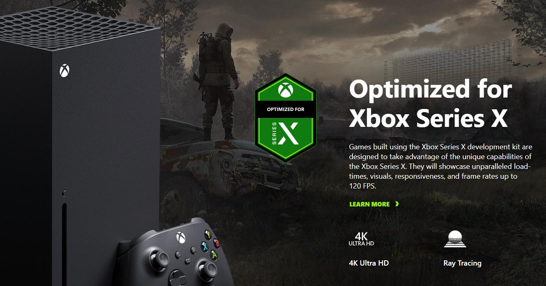 В S.T.A.L.K.E.R. 2 на Xbox Series X будет поддержка трассировки лучей