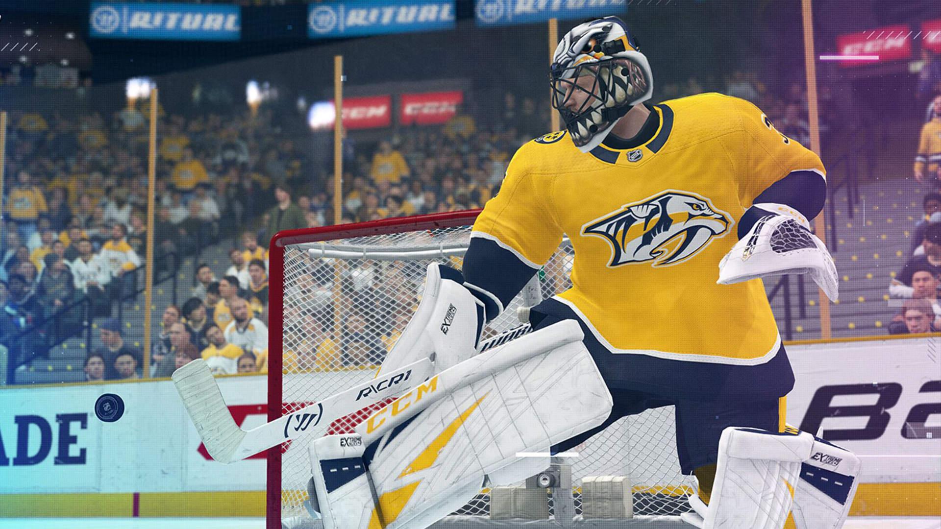 Дата выхода NHL 21 сдвинута, версия для Xbox Series X не выйдет