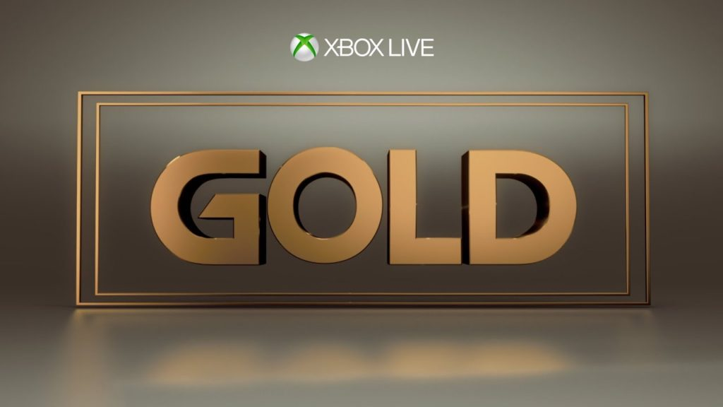 Распродажа Xbox Live Gold – 12 месяцев за 2567 рублей