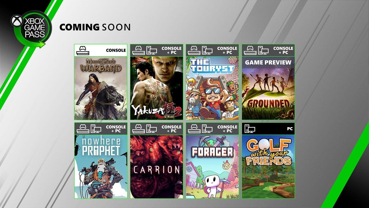 Эти 7 игр пополнят подписку Xbox Game Pass на PC до конца июля