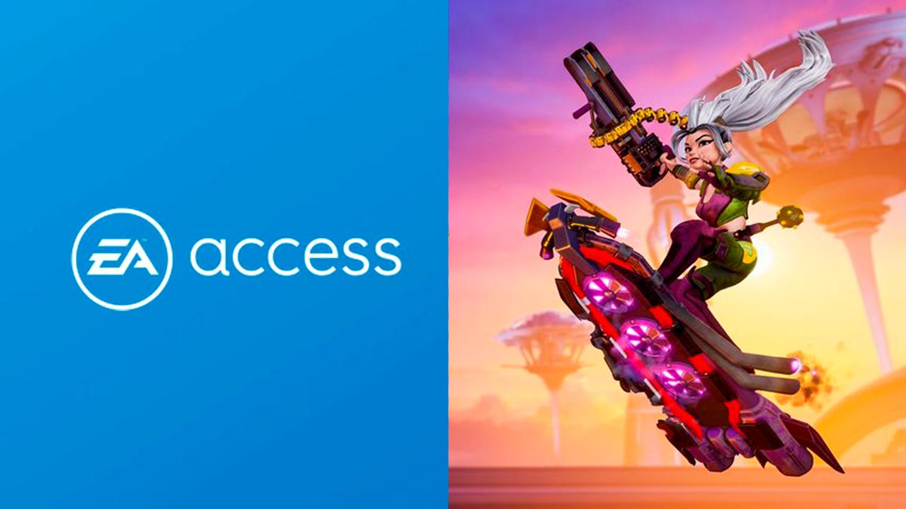 Rocket Arena завтра будет добавлена в подписку EA Access