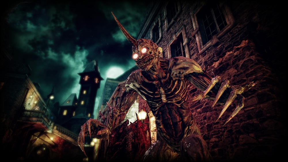 Shadows of the Damned больше нельзя купить для Xbox One