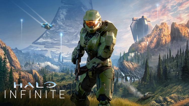 Опубликована обложка Halo Infinite и ключевой арт игры