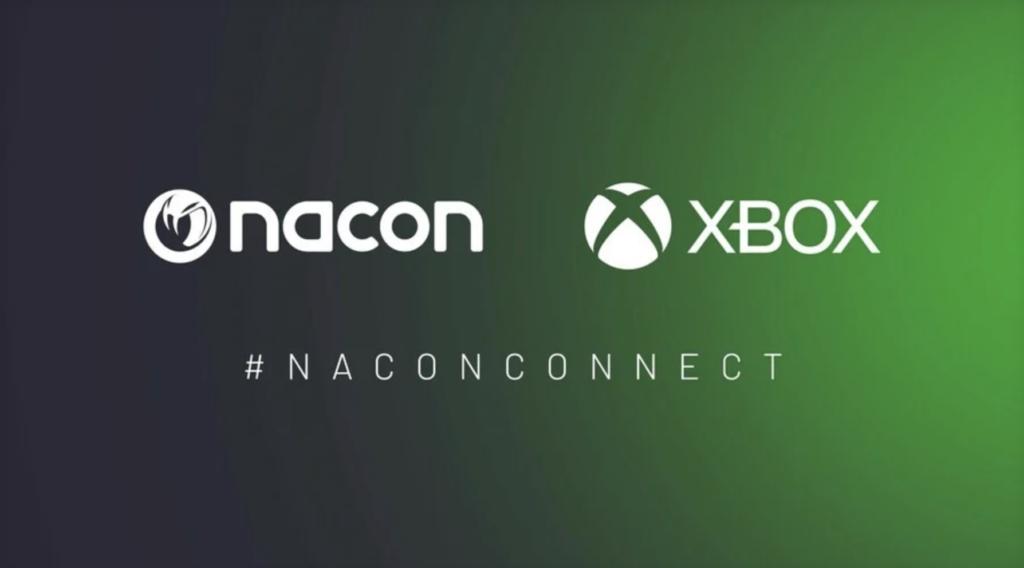 Компания Nacon и Xbox объявили о сотрудничестве