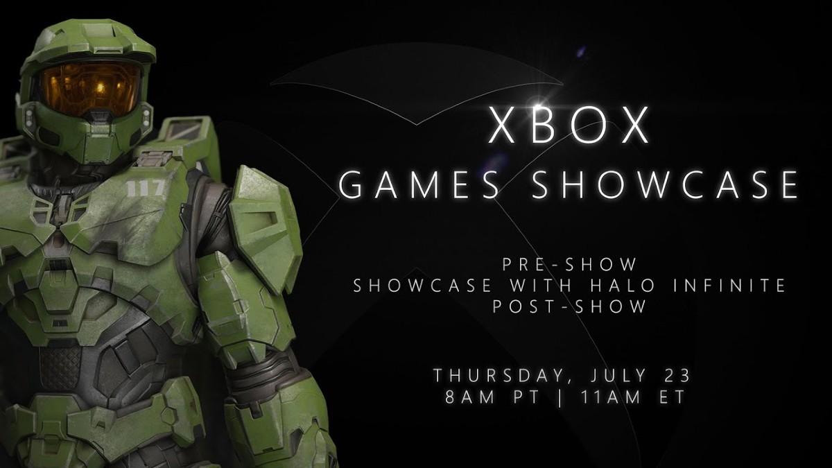 Мероприятие Xbox Games Showcase будет состоять из трех частей