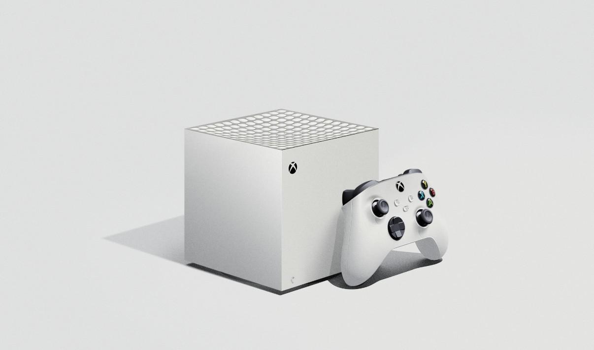 Xbox Series S «более сплющенная», чем Xbox Series X, или это прототип, или фейк?