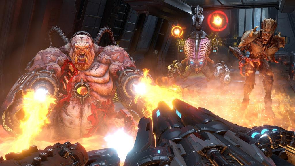 DOOM Eternal и The Elder Scrolls Online получат обновления до Xbox Series X