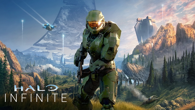 Жанр игры Halo Infinite – «Battle royal shooting»