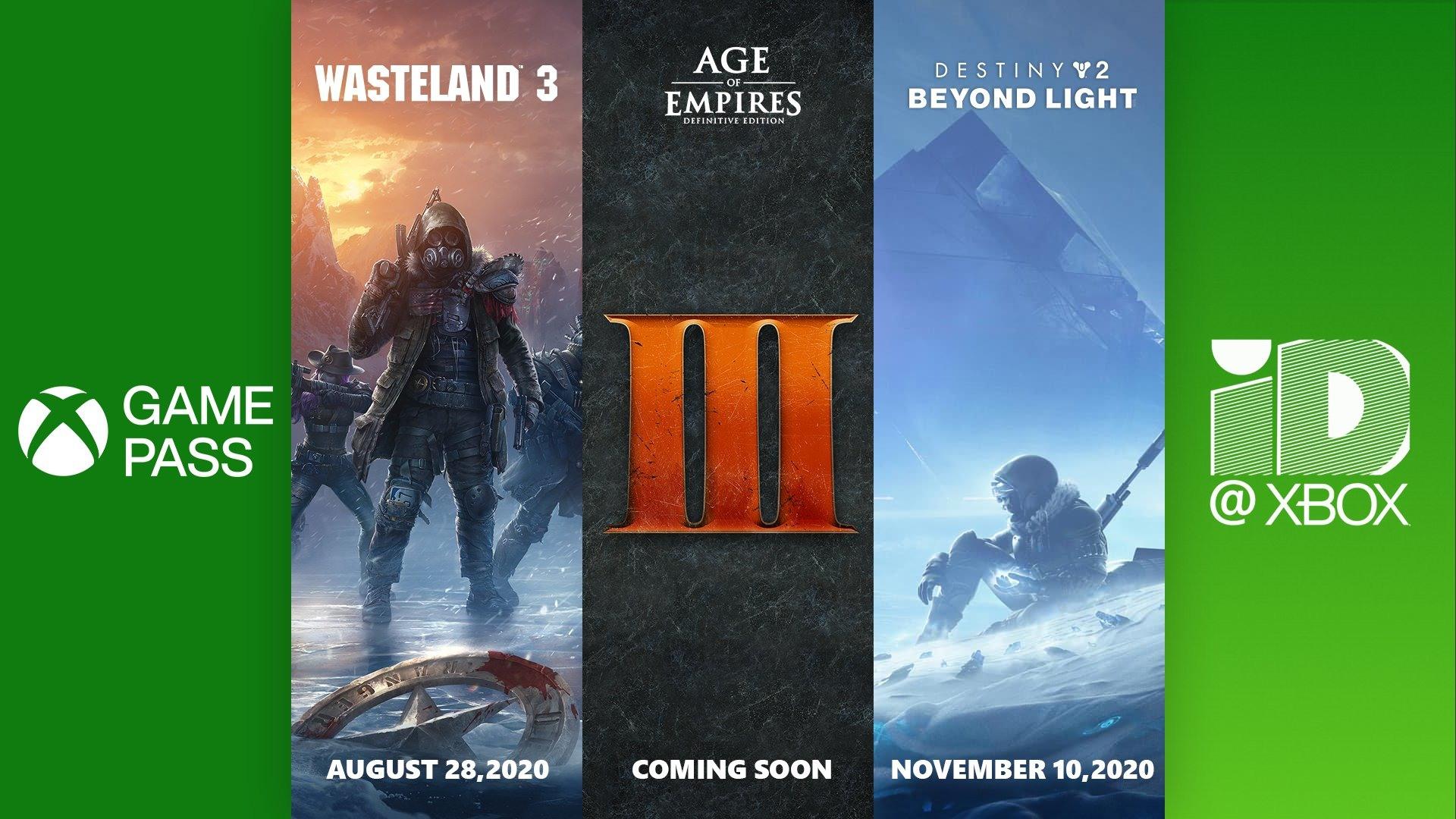 Microsoft поделилась планами на Gamescom 2020