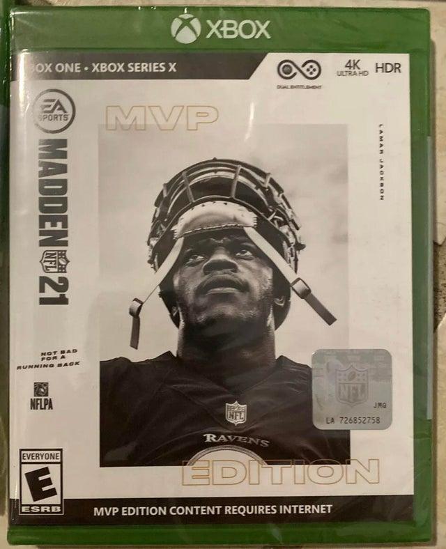 С обложек дисков с играми убрали надпись «Оптимизировано для Xbox Series X»
