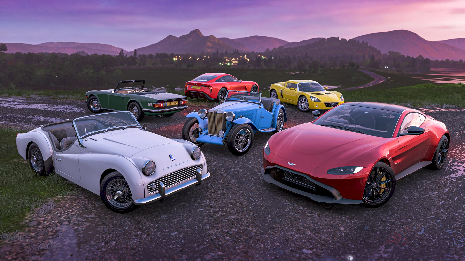 В Forza Horizon 4 теперь доступно 1000 мест в гараже – состоялся релиз 26 обновления