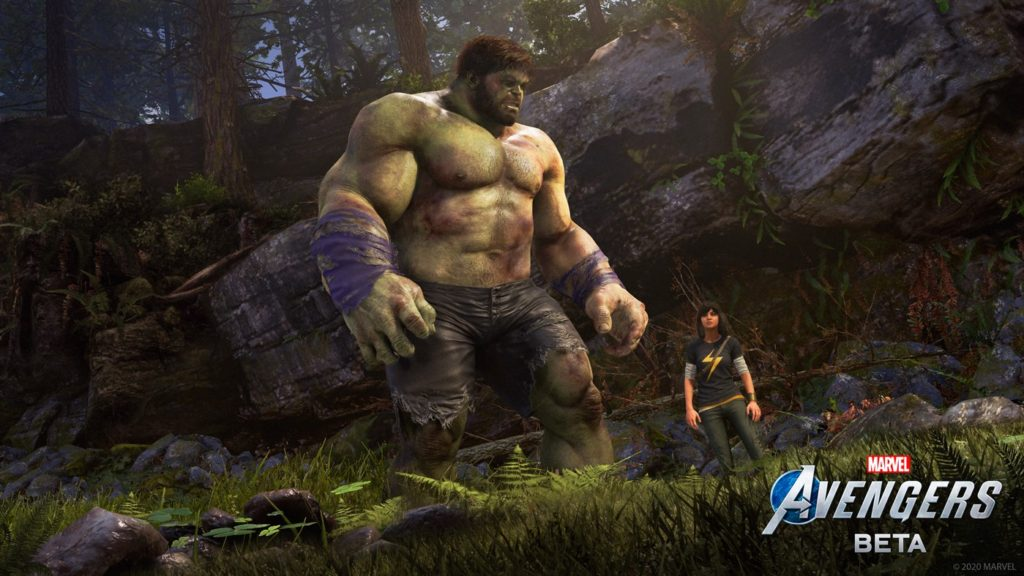 На Xbox One можно опробовать бета-версию игры «Мстители Marvel»