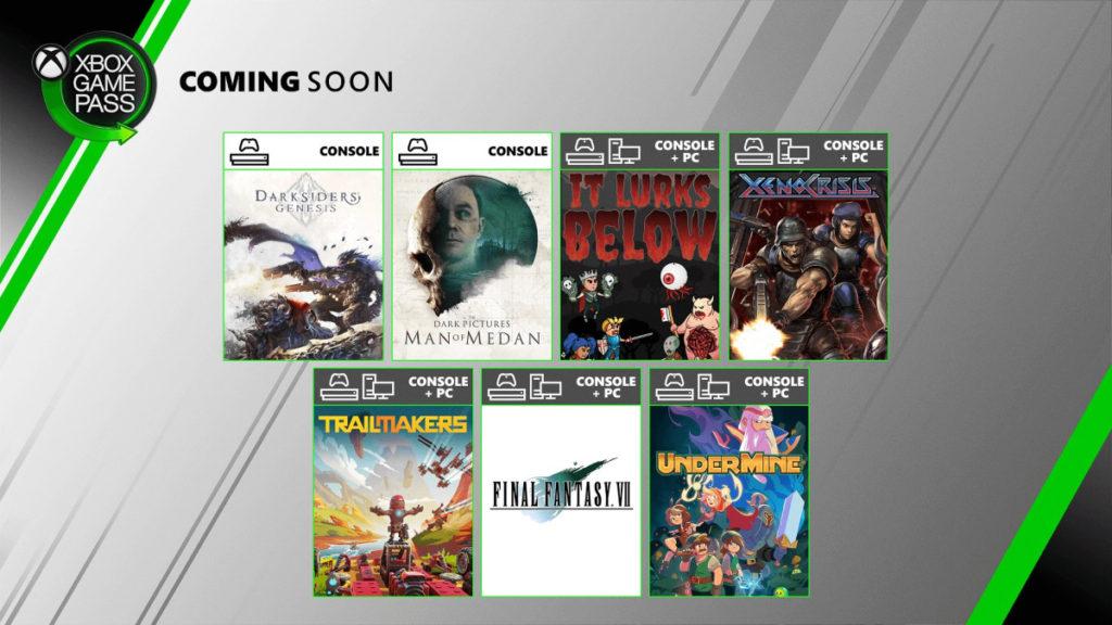 Эти 7 игр добавят в подписку Xbox Game Pass в первой половине августа