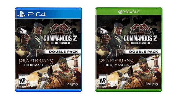 Commandos 2 HD Remaster выйдет на Xbox One уже 18 сентября
