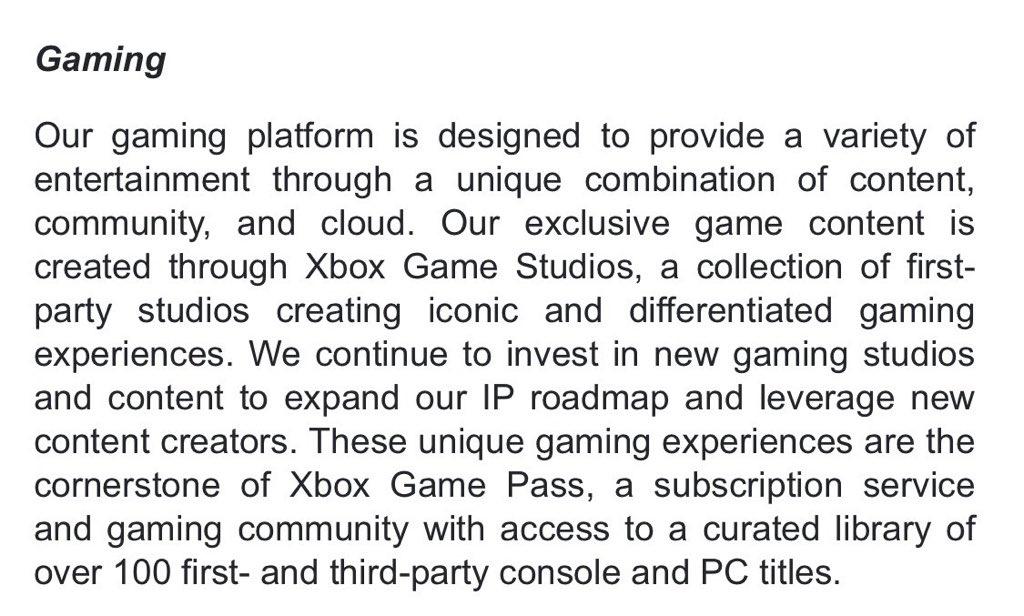 Microsoft сделает ставку на расширение Xbox Game Studios за счет новых студий