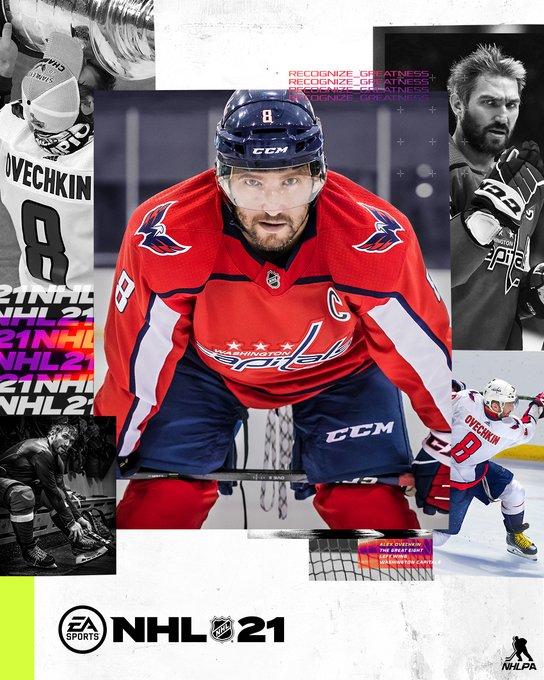 С 9 октября подписчики EA Play смогут играть в NHL 21