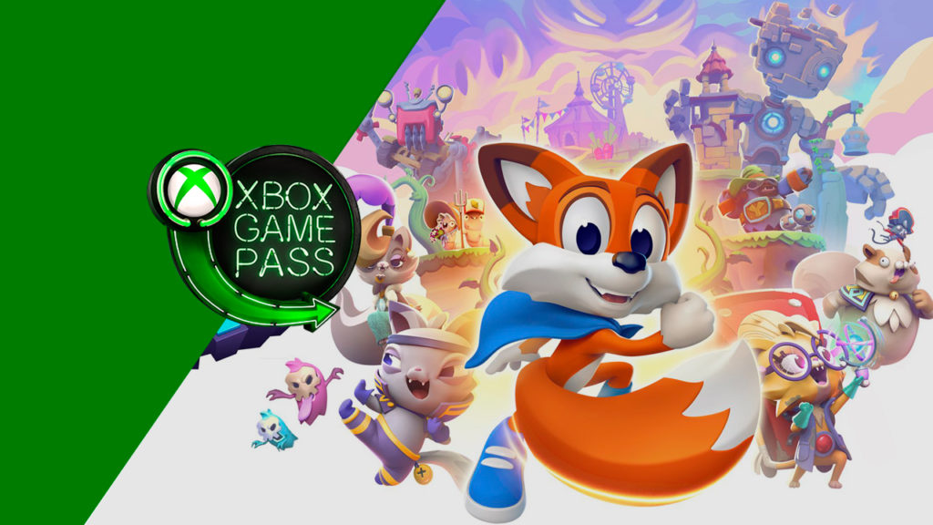 Новинка в Game Pass: New Super Lucky's Tale стала доступна по подписке после релиза