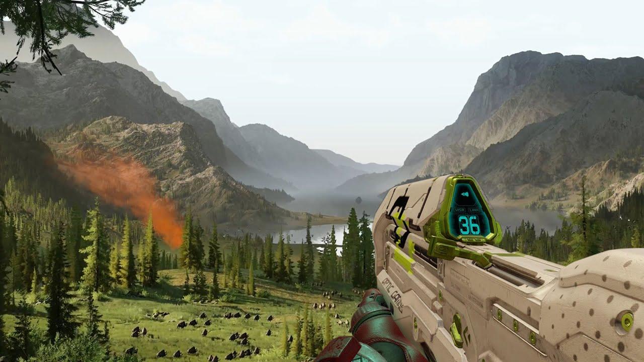 Официально: Мультиплеер Halo Infinite будет бесплатным и с поддержкой 120 FPS