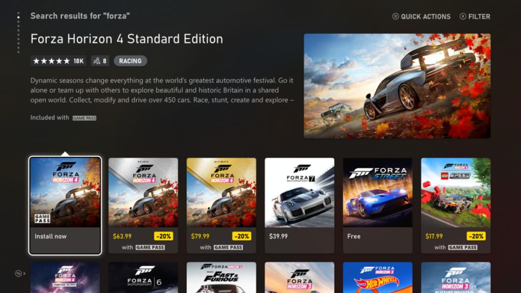 Новый Microsoft Store теперь доступен инсайдерам в бета-кольце