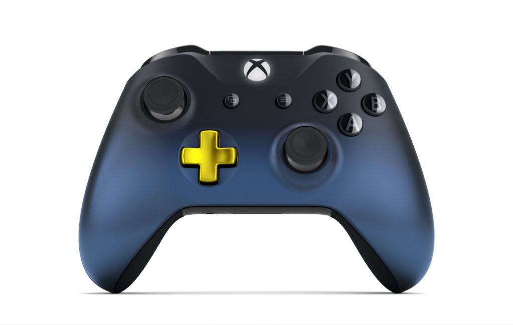Представлен юбилейный контроллер Xbox One на 35-летие Rare