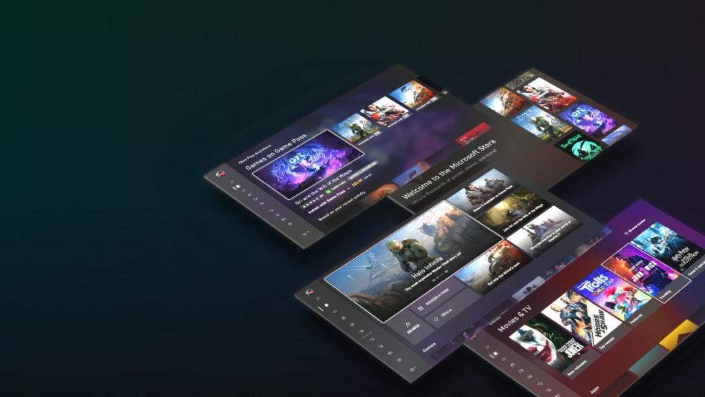 Инсайдеры получили доступ к новому цифровому магазину игр Xbox