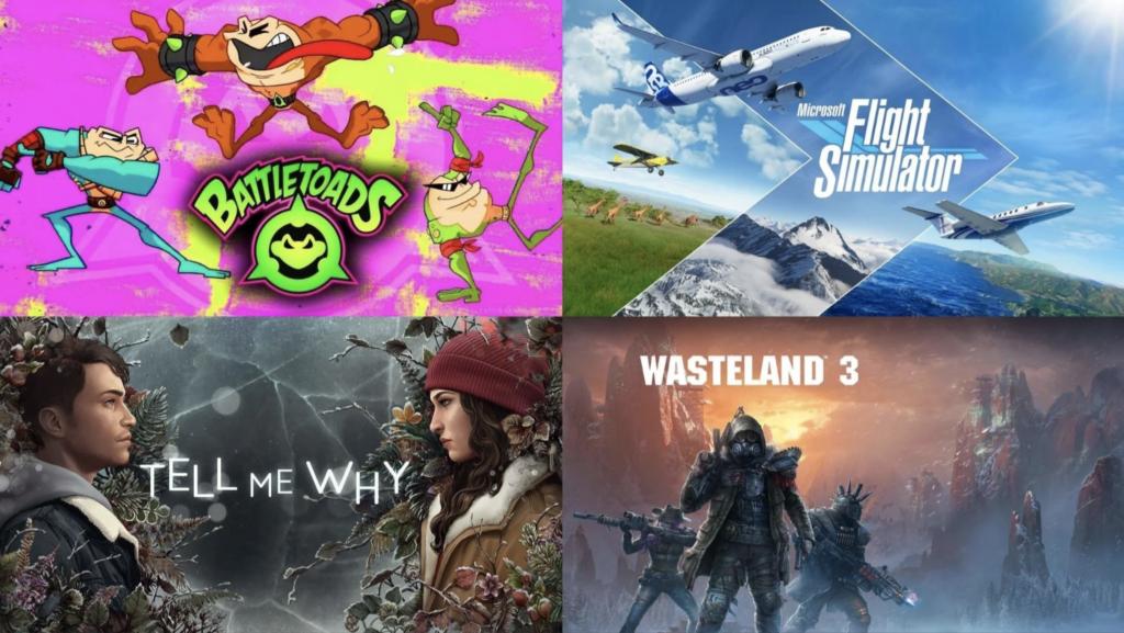 Опрос: 4 игры Xbox Game Studios выходят в августе, какую вы ждете больше?