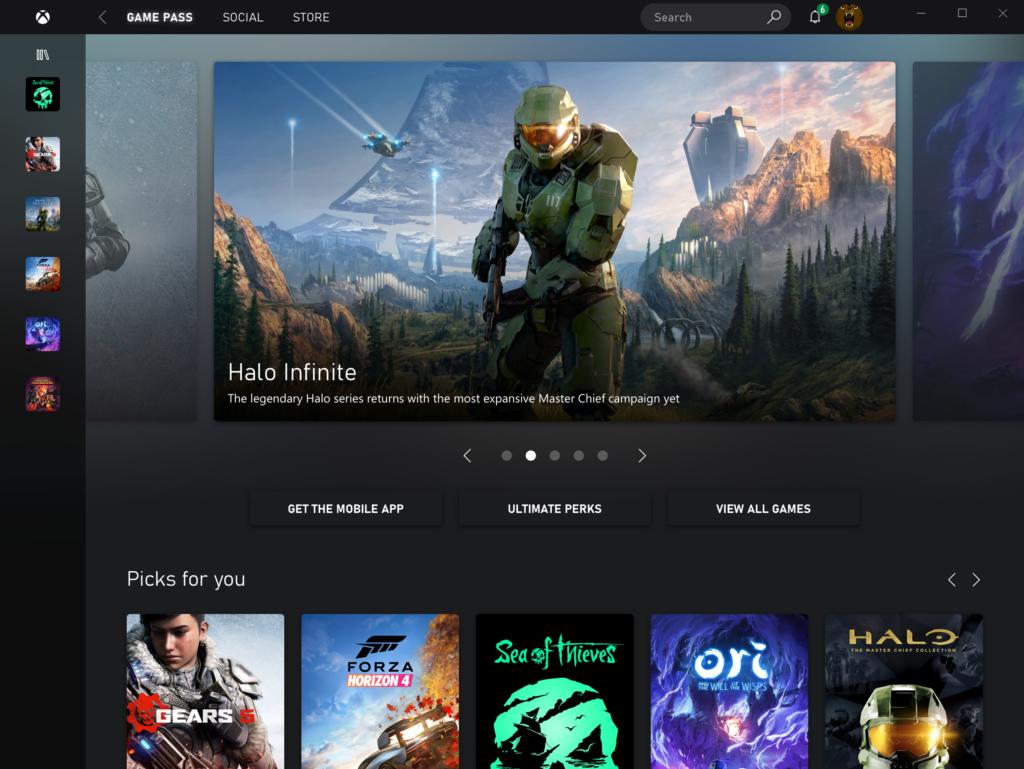 Как будет выглядеть дашборд на Xbox Series X: первый взгляд